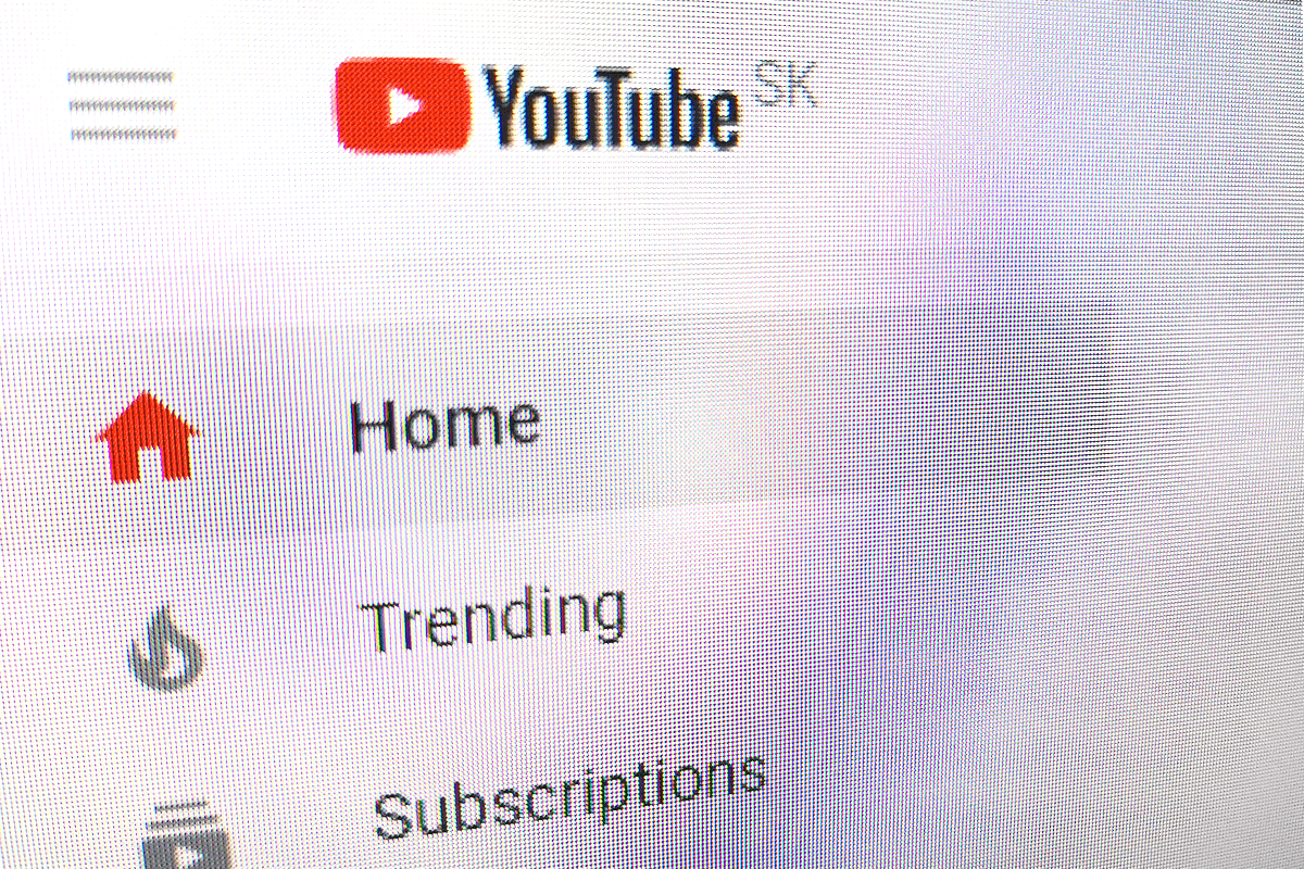 Funkcie YouTube